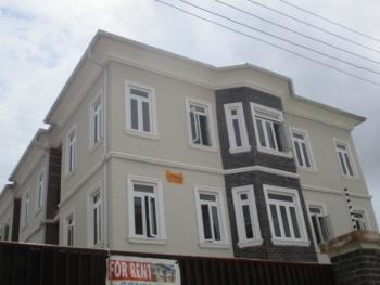 Nicely Built 4 Bedroom Terrace Duplex with Study Room, Oba Amusa, Agungi, Lekki, Lagos, Terraced Duplex for Rent