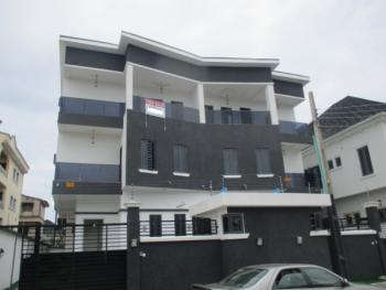 4 Bedroom Semi Detached Duplex with 2 Sitting Rooms and a Family Lounge, Idado, Lekki, Lagos, Semi-detached Duplex for Sale