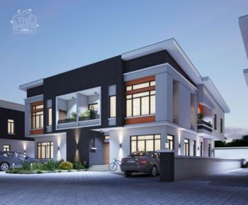 4 Bedroom +1 Bq Luxury Semi-detached Duplex, Logic Palm Road, Abijo, Lekki, Lagos, Semi-detached Duplex for Sale