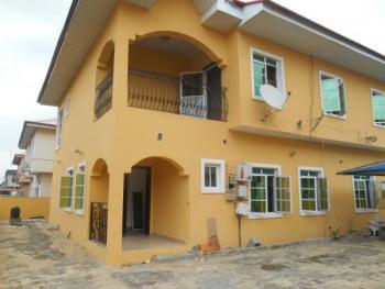 4 Bedroom Detached Duplex, Crown Estate, Ajah, Lagos, Detached Duplex for Rent