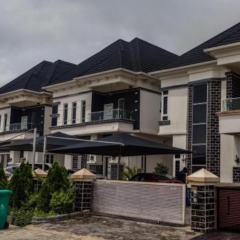 Well Finished 5 Bedroom Detached Duplex with Bq, Lekki County, Megamound Estate, Chevy View Estate, Lekki, Lagos, Detached Duplex for Sale