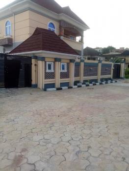 Brand New 4 Bedrooms Fully  Detached Duplex with One Room Bq, Gra, Ogudu, Lagos, Detached Duplex for Sale