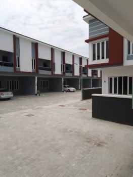 Newly Built, Luxury 4 Bedroom Terraced Duplex, Along Ikota Axis, Lekki Expressway, Lekki, Lagos, Terraced Duplex for Sale