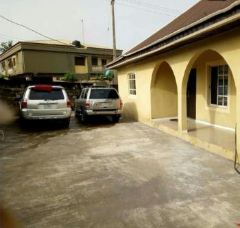 a Well Built 4 Bedroom Fully Detached Bungalow with 2 Rooms Bq, Onipetesi Estate, Mangoro, Ikeja, Lagos, Detached Bungalow for Sale