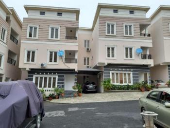 5 Bedroom Terrace with Bq, Guzape District, Abuja, Terraced Duplex for Sale
