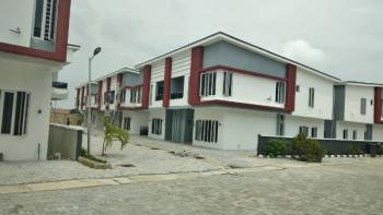 Luxury 4 Semi Detached House in an Estate with Excellent Facilities, Ikota Villa Estate, Lekki, Lagos, Semi-detached Duplex for Sale