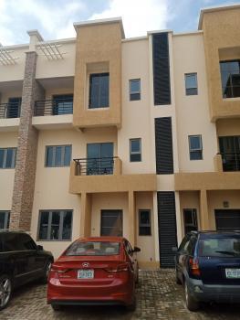 Luxury 4 Bedroom Terrace Duplex, Behind Lento Aluminum, Jabi, Abuja, Terraced Duplex for Rent
