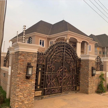 5 Bedroom Fully Detached Duplex with a Bq/guest House, Lokogoma District, Abuja, Detached Duplex for Sale