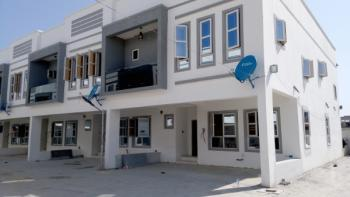 Luxury 4 Bedroom Home with Uninterrupted Power Supply, Lafiaji, Lekki, Lagos, Terraced Duplex for Sale