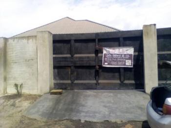 3 Bedroom Detached House, 1000 Units Housing Estate, Idu Uruan, Uruan, Akwa Ibom, Detached Bungalow for Rent