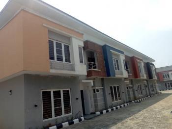 3 Bedroom Terrace Duplex, By Total Filling Station, Abraham Adesanya Estate, Ajah, Lagos, Terraced Duplex for Sale