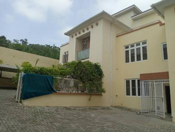 an Exquisitely Finished Terrace Duplex House Built to Taste with Fitted Kitchen and Spacious Rooms, Guzape District, Abuja, Terraced Duplex for Rent