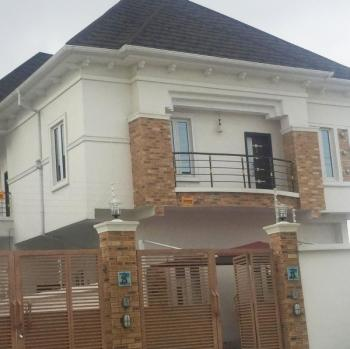 Luxury 5 Bedroom Fully Detached House with Bq, Orchid Road, Lafiaji, Lekki, Lagos, Detached Duplex for Sale