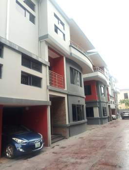 5 Bedroom Terrace Duplex with Bq for Rent at Oniru,victoria Island,lagos, Oniru, Victoria Island (vi), Lagos, Terraced Duplex for Rent