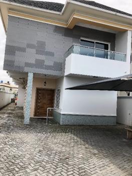 Lovely Luxury Furnished 4 Bedroom Fully Detached Duplex with 2 Bq, Lekki Phase 1, Lekki, Lagos, Detached Duplex for Rent