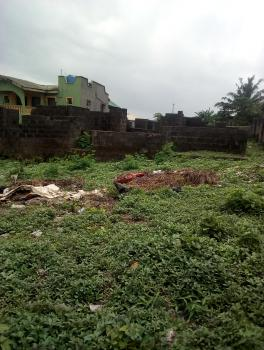 Standard Full Plot of Land with Uncompleted Structures for Blocks of Flats, Biyi Adeyemo Akesan Igando, Lasu Road, Alimosho, Lagos, Residential Land for Sale