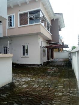 Beautifully Built and Well Spacious 5 Bedroom Fully Detached Duplex with Bq, Bakare Estate, Agungi, Lekki, Lagos, Detached Duplex for Rent