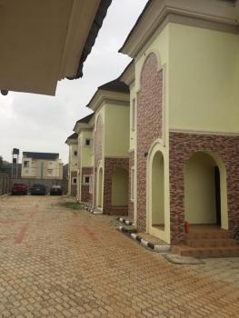Brand New Four Bedroom Terrace Duplex, Citec Estate, Mbora, Abuja, Terraced Duplex for Rent