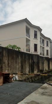 a Four Bedroom Townhouse with One Room Bq in a Serene Neighborhood, Off Banana Island Road, Mojisola Onikoyi Estate, Ikoyi, Lagos, Terraced Duplex for Rent