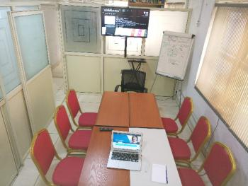 Well Furnished Office Space, Allen, Ikeja, Lagos, Office Space for Rent