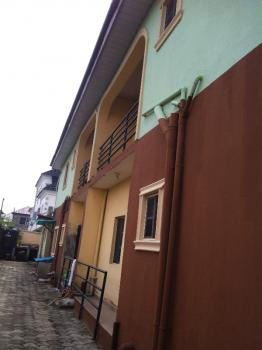 Renovated Two Bedroom Flat Within a Secure Estate. Spacious Living Room. (ground Floor Flat)., Estate Is Along Ado Road., Ado, Ajah, Lagos, Flat for Rent