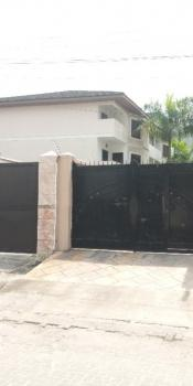Four Bedroom Townhouse with One Room Bq in a Serene Environment, Off Banana Island Road, Mojisola Onikoyi Estate, Ikoyi, Lagos, Terraced Duplex for Rent