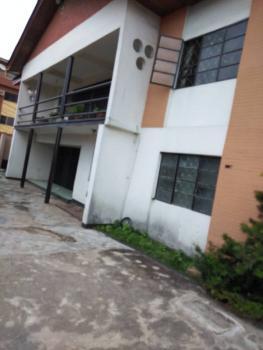 Detached House 3 Units, Three Bedroom Flat, Teniola Street, Aguda, Ijesha, Lagos, Block of Flats for Sale