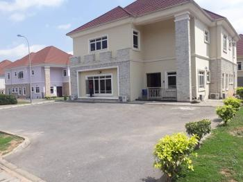 Serviced 5-bedroom Fully Detached Duplex with Swimming Pool and a Room Bq, Maitama District, Abuja, Detached Duplex for Rent