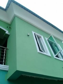 Brand New 2 Bedroom Flat in an Estate, New Oko Oba, Abule Egba, Agege, Lagos, Flat for Rent
