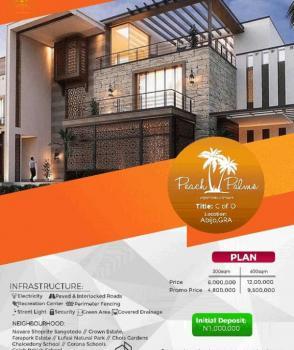 Land for Sale in Abijo Gra,ajah-lekki Lagos, Sangotedo, Ajah, Lagos, Mixed-use Land for Sale