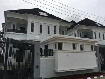 Tastefully Finished 4 Bedroom Semi Detached Duplex with Bq, Off Orchid Hotel Road By Chevron Toll Gate, Lafiaji, Lekki, Lagos, Semi-detached Duplex for Sale