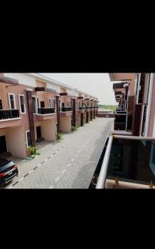 Luxury 4 Bedroom Terrace Duplex with Bq, Off Chevron Drive, Alternative Route, Lekki, Lagos, Terraced Duplex for Sale