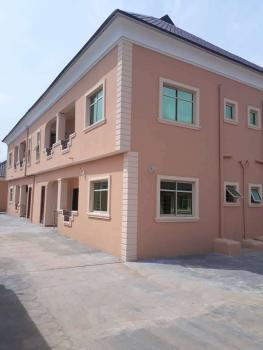 Newly Built 3 Bedroom Flat Fenced Gate Flooring Compound All Round Titles with Pop Ceiling Wardrop Kitchen Cab, New Oko Oba Abule Egba Lagos, Abule Egba, Agege, Lagos, Flat for Rent