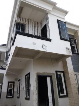 Nicely Built 4 Bedroom Semi Detached Duplex with Excellent Facilities, Chevy View Estate, Lekki, Lagos, Semi-detached Duplex for Sale
