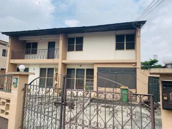 3 Bedroom Detached Duplex with 3 Single Room B.q, Rasaq Balogun, Adeniran Ogunsanya, Surulere, Lagos, Detached Duplex for Rent