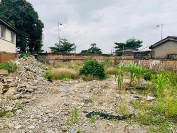 Empty Land, Rasaq Balogun Street, Adeniran Ogunsanya, Surulere, Lagos, Mixed-use Land for Sale