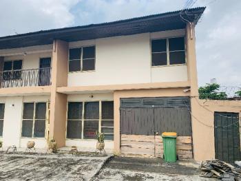 3 Bedroom Bungalow with Toilet and Bathroom, Adebola Street, Adeniran Ogunsanya, Surulere, Lagos, Semi-detached Bungalow for Rent