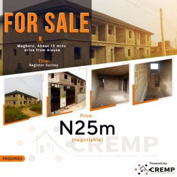Vintage Estate, Magboro, Ogun, Land for Sale