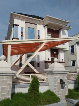 Newly Built 5 Bedroom Fully Detached Duplex House with Bq, Lekki County Homes, Ikota Villa Estate, Lekki, Lagos, Detached Duplex for Sale