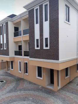 Newly Built and Exquisitely Finished Duplex with Bq, Osapa, Lekki, Lagos, Semi-detached Duplex for Sale