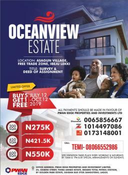 Ocean View Estate, Ibeju-lekki, Ashagun, Igbogun Road, Folu Ise, Ibeju Lekki, Lagos, Mixed-use Land for Sale