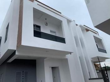 Contemporary Tastefully Finished 4 Bedroom Semi Detached Duplex with a Room Bq, Ikota Villa Estate, Lekki, Lagos, Semi-detached Duplex for Sale
