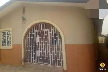 Newly Built 2 Bedroom and a Mini Flat Sitting on Half Plot of Land, Igando, Ikotun, Lagos, Block of Flats for Sale