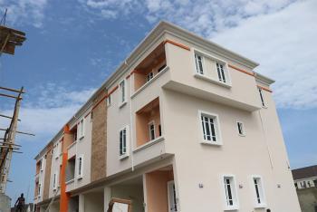 Luxury 4 Bedroom Terrace Duplex, Madiba Estate, Ikate Elegushi, Lekki, Lagos, Terraced Duplex for Sale
