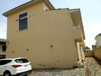 Spacious 3 Bedroom Terraced Duplex with a Room Bq, Imota, Ikota Villa Estate, Lekki, Lagos, Terraced Duplex for Rent