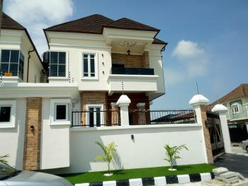 Brand New 4 Bedroom Fully Detached Duplex with a Room Bq, Ikota Villa Estate, Lekki, Lagos, Detached Duplex for Rent