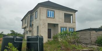 a Five Bedrooms Duplex Carcass, Adiva Estate, Bogije, Ibeju Lekki, Lagos, Detached Bungalow for Sale