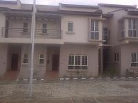 Brand New 4 Bedroom Duplex With Boys Quarters, Apo, Abuja, 4 Bedroom Terraced Duplex For Sale