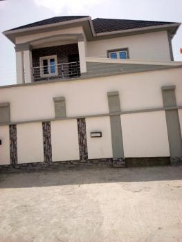 Brand-new 4 Bedroom Detached Duplex in Estate Also Good for Guest House Or Residential, Ogba, Ikeja, Lagos, Detached Duplex for Rent
