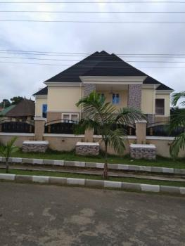 7 Bedroom Duplex with 2parlours, 2units of Bedrooms Bq Ample Parking Located in a Serene Environment, Gwarinpa Estate, Gwarinpa, Abuja, Detached Duplex for Sale